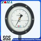 Calibre de pressão da precisão da resistência de choque com exatidão 0.4%