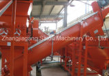 304ssのWasherの浮遊PE Plastic Recycling Machinery