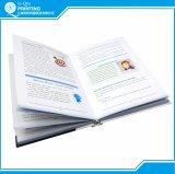 Impresión de libro de tapa dura B / W de bajo costo