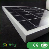 Mini Solar Panel per il LED Light 9W Monocrystalline Solar Panel con Cable