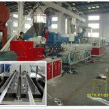 Малая машина экструзии труб двойной трубы PVC размера