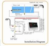 Não controlador solar do calefator de água da pressão (campeão)