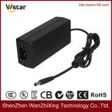 Der Laptop-Aufladeeinheits-12V 5A 60W Bescheinigung Durchlauf-Cer FCC-RoHS