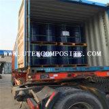 Winding tubería materias primas resina de poliéster insaturado