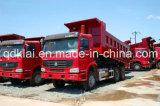 Cnhtc HOWO安い価格40-60トンのダンプトラックの