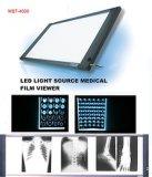 O iluminador de raio X do diodo emissor de luz, caixa do visor de película do raio X, X-Rary Negatoscope Mst-4000I escolhe a união Minston