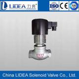 Elettrovalvola di modo a temperatura elevata dell'acciaio inossidabile 2 della Cina