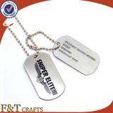 Sales chaud Metal Dog Tag pour Pets