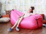 速く膨脹可能なLamzacのたまり場の空気スリープ折り畳み寝台のKaisr浜のソファーのラウンジの必要性だけ10の秒の寝袋