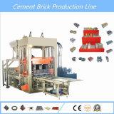 Bloco de cimento automático que faz a máquina/máquina do tijolo