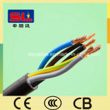 3 Core Flexible Electrical Wire Lshf Cable