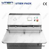 Halbautomatische externe Hohlraumversiegelung-Tischplattenverpackungsmaschine (DZ-600T)