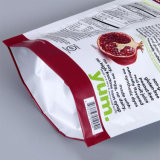 Poche stratifiée comique de nourriture avec le blocage de fermeture éclair/sac en plastique d'emballage (ML-E30)