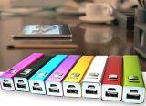 mobile externe Li-Ion2600mah batterie-bewegliche Energien-Bank