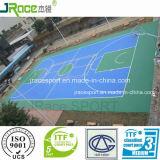 De multifunctionele Oppervlakte van de Sport van de Bevloering van het anti-Ultraviolette OpenluchtHof van de Sport