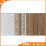 Baumaterial-Dekor Bord Badezimmer-keramische Wand-Fliesen für Pakistan