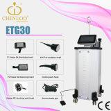 Cavitation ultrasonique Vacum de liposuccion amincissant la machine de beauté (ETG30)