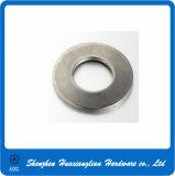 Rondelle plate de grande taille d'acier inoxydable DIN 9021
