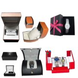 Fabricantes de couro das caixas de relógio do plutônio, fornecedores, exportadores