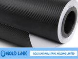 차를 위한 환상적인 3D 탄소 섬유 PVC 필름 비닐