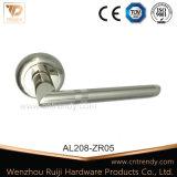 Дешевая алюминиевая ручка, квадратная алюминиевая ручка двери на цинке Rose