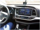 Yessun 10.2インチ2015年のトヨタの高地居住者のための人間の特徴をもつ車GPSの運行(HD1042)