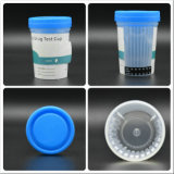 Urin-Droge-Prüfungs-Cup mit Spiritus und Verfälschungs-Prüfung
