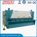 QC11K 시리즈 CNC 유압 단두대 가위 기계