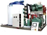 水によって冷却される化学産業冷却の製氷機