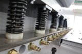 Машина CNC плиты утюга 4*3200 гидровлическая режа Controlled Estun