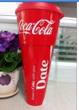 Новый тип 2 в 1 бутылке воды шара попкорна пластичной
