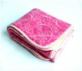 Polyester 100% Shepa Fleece Blanket in Different Colors