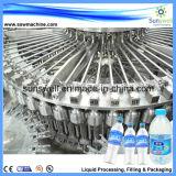 Maquinaria automática da fábrica do suco da água