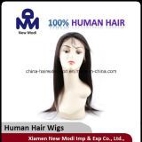 Virgin Hair Human Hair Wigs per le donne di colore
