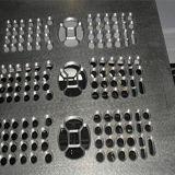 Machine de découpage de laser de fibre en métal de l'acier inoxydable du laser de Jiatai