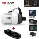 3.5-6.0 Phone+Bluetooth Controller Wireless Mouse 또는 Remote Control Gamepad Vr를 위한 Google Cardboard Vr Box Virtual Reality Oculus 갈라진 틈 3D Glasses