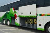 60-65のシートの専門の供給6*2 6の車輪の大きく贅沢なバス
