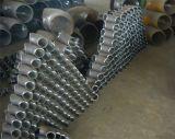 Cotovelo de borracha flexível do encaixe de tubulação do aço de carbono da fonte da manufatura