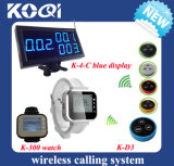 Wireless Call Pager System for Restaurant by Guest and Waiter