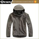 Куртка Hoodie напольного водоустойчивого Windproof пальто звероловства тактическая