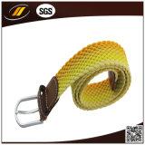 Kundenspezifischer elastischer gesponnener Gewebe-Großhandelsriemen für Unisex