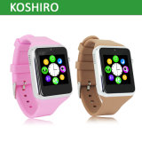 Smartwatch Watch Mobile Phone avec carte SIM Bluetooth