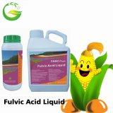 黒い液体肥料の有機物酸の有機肥料