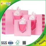 Fördernder Träger wenig Geschenk-verpackenbeutel