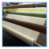 GRP profilé couvrant le couvre-tapis en verre de fibre de verre de Binded de poudre d'E