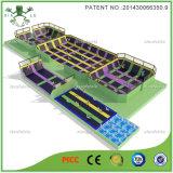 Foam Pit (14-5015C)のXfx Indoor Trampoline