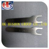 주문을 받아서 만들어진 높은 정밀도 열리는 스패너 알루미늄 렌치 (HS-AW-001가)