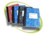 재고목록 두꺼운 표지의 책 구성 노트북 일기 책 공급