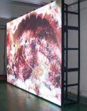 Farbenreicher P3 LED Bildschirm der Innenhohen Mietauflösung-