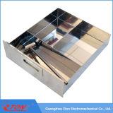 Одобренная ETL&CE электрическая машина зубочистки конфеты с тележкой и крышкой